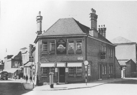 The Dolphin, Chertsey Street, Guildford.