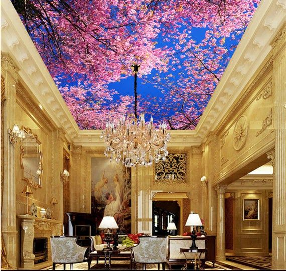 Pin On Amazing Ceiling Murals