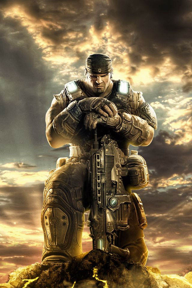 Gears of War the game that created the era of XBox! I will admit that GOW3 made me bawl my eyes out for at least a half hour. Yes I have more emotions for fictional characters than I do for some people in real life. - AnimeChix