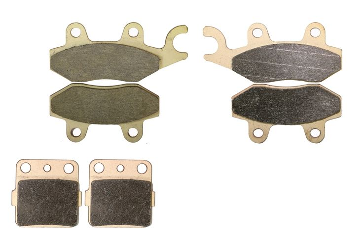 5.72$  Buy here - http://aliw2a.shopchina.info/go.php?t=32789893834 - Brake Pads set fit YAMAHA ATV YFZ450 YFZ 450 S T V W X 2004 2005 2006 2007 2008 5.72$ #aliexpresschina