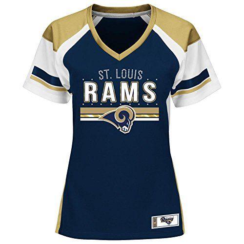St. Louis Rams Women s Majestic NFL