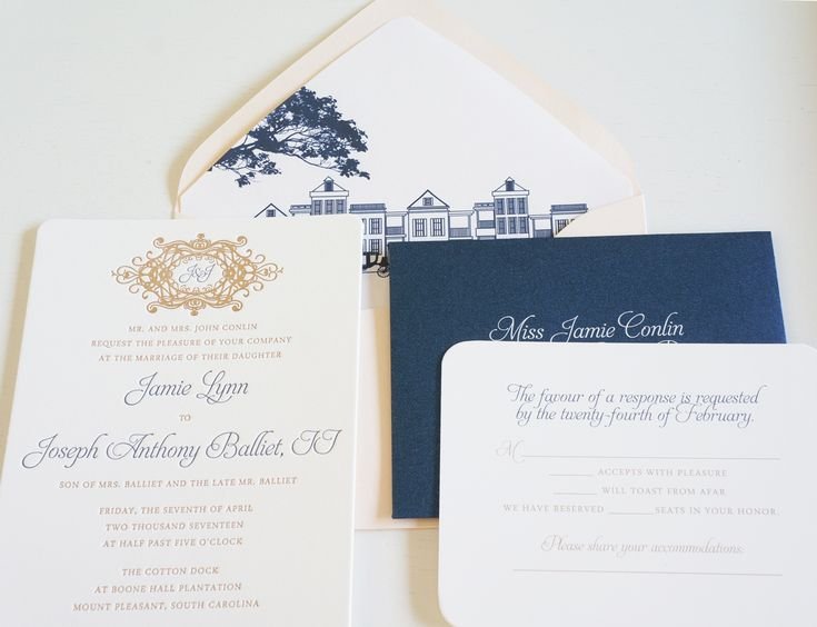 76 best Charleston Wedding Invitations images on Pinterest Wedding - wedding invitation design surabaya