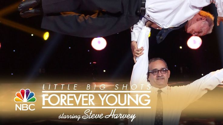 Little Big Shots: Forever Young - Unbelievable Strength and Balance (Epi...