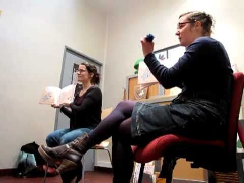 Bilingual Storytime in Lille, France