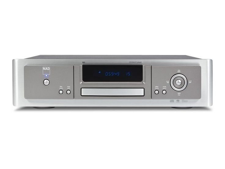 NAD M5 review | Judged for its CD performance only, this multi-format player managed to hold its own Reviews | TechRadar