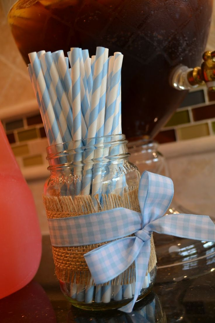 From Our House With Love: A Rustic Country Baby Shower.