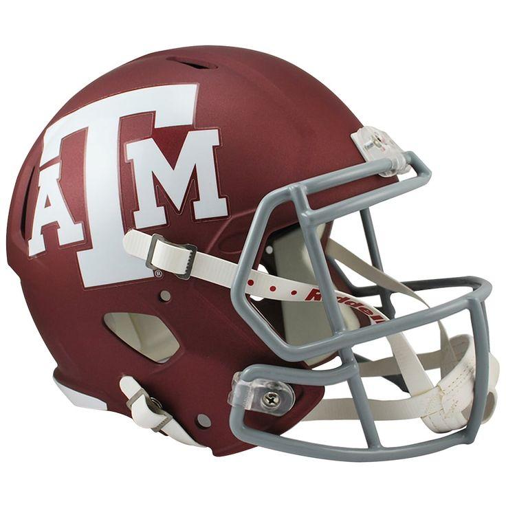 Riddell Ncaa Texas A&M Aggies Speed Replica Helmet, Multicolor