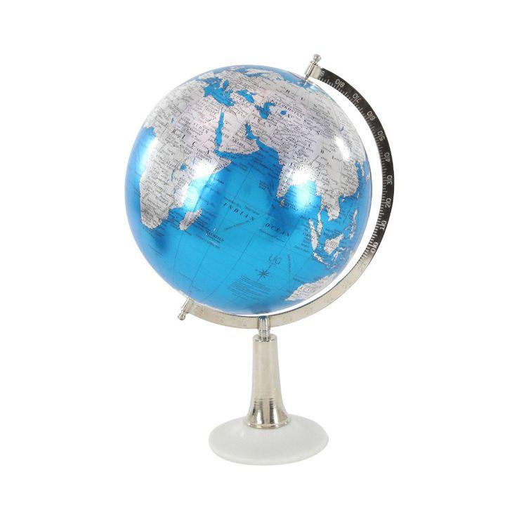 Fancy Metal Marble Pvc Globe