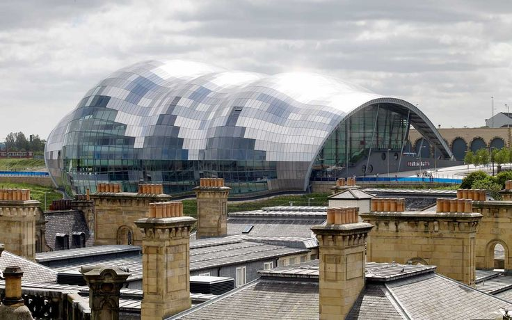 The Sage Gateshead | Projects | Foster + Partners