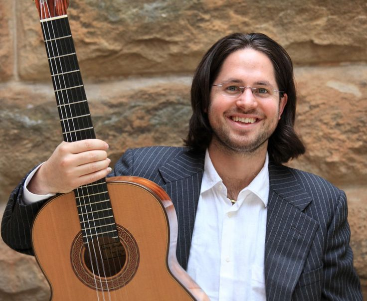 Classical Guitarist JACOB CORDOVER to Hold a Free Concert in Manila