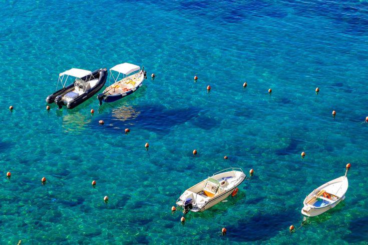 If you're heading to Sardinia, allow the Emerald Coast to enchant you.
