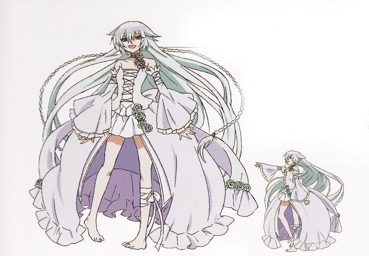 Image result for will of the abyss pandora hearts abyss