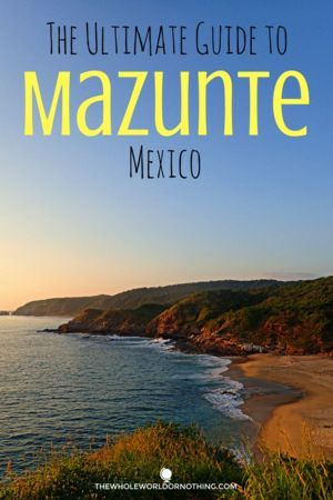 The Best Things To Do In Mazunte | Where To Visit Mexico | Best Places In Mexico | Best Mexico Beaches | #mexicoitinerary #mexico #mazunte #bestbeaches #visitmexico #bestofmexico #travelmexico #mexicoguide #bestintravel #backpacking #centralamerica #centralamericatravel #mexicobeach