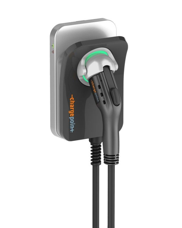 Chargepoint Home 25 Electric Car Charging Station Evse