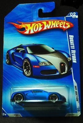 Hot Wheels Bugatti Veyron  $25.00 for a Hot Wheels car.....ugh