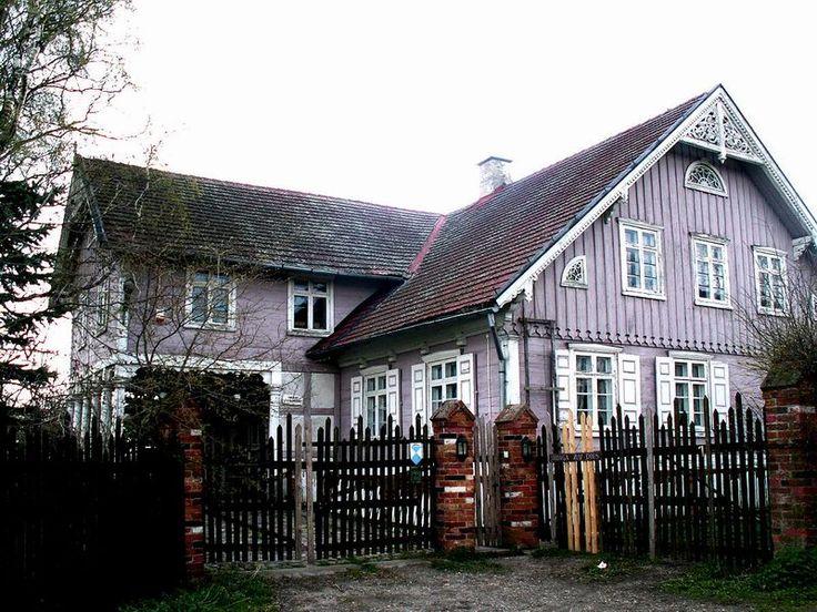 Chałupka na Żuławach