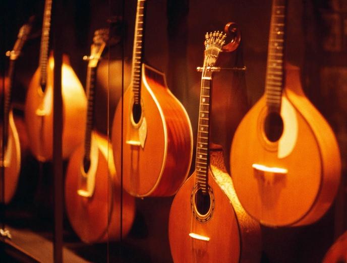 Portuguese Guitar