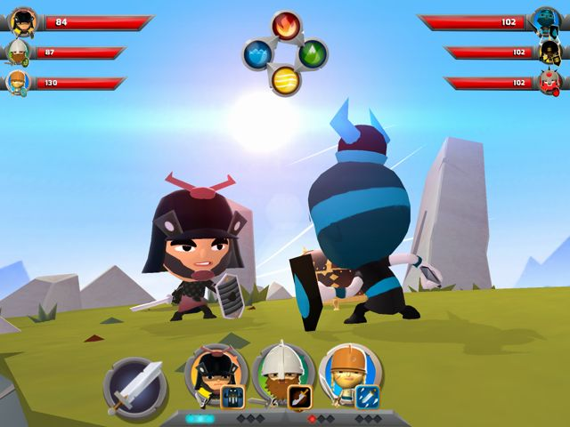 World of Warriors iPad is the next step from Mind Candy, the guys behind Moshi Monsters. Does the collectible fun translate? *Full Review Inside* #WorldOfWarriors #MoshiMonsters