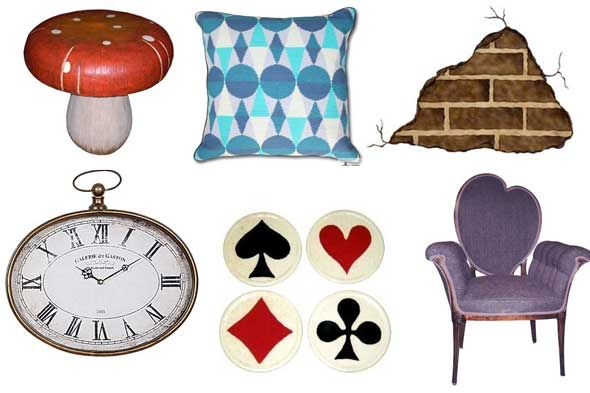 Wonderland Decor Alice In Wonderland Inspirations Pinterest