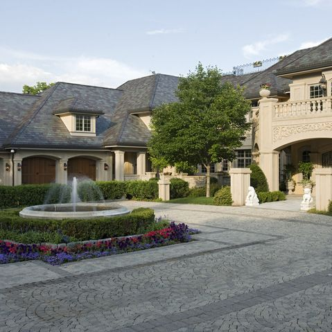 17 best images about motor court on pinterest mansions for Courtyard driveway house plans