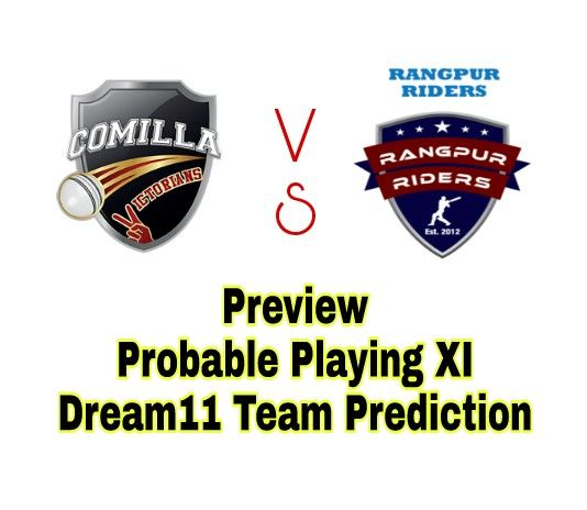COV vs RNR Preview. We cover COV vs RNR Preview, Probable Playing XI and Dream11 Cricket Team Prediction. Chris Gayle and B Mccullum both join RNR Squad.