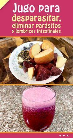 #jugo para #eliminar itar, #eliminar #parásitos y #lombrices #intestinales #zumosnaturales