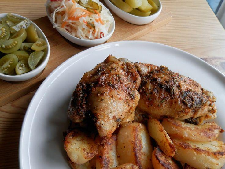 hogymegtudjuknézni: Citromos sült csirke
