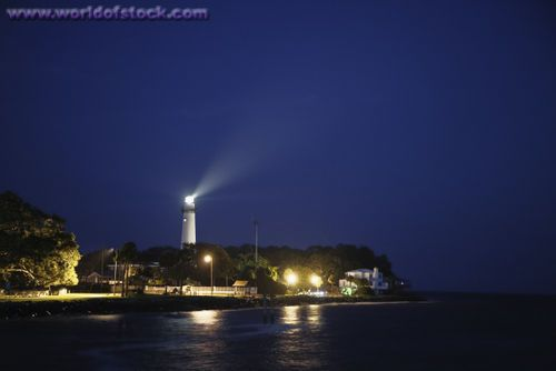 Evening At The St. Simons Island Lighthouse