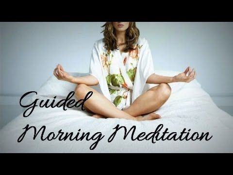 Morning Guided Meditation for a Positive & Productive Day