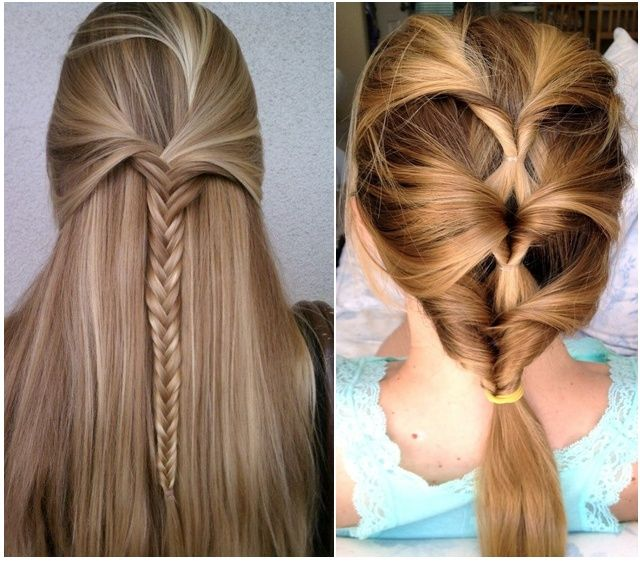 Penteados para cabelos longos - Mais Estilosa