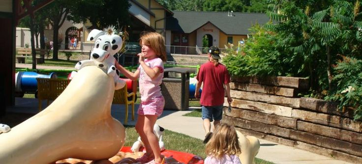 Storybook Island: Beautiful children's park filled with storybook and fairytale character sets. # 4 | Top 10 Parks