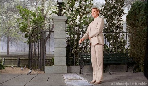 The two gifs in this tumblr post give me all sorts of Mary Poppins feels. *geekout*