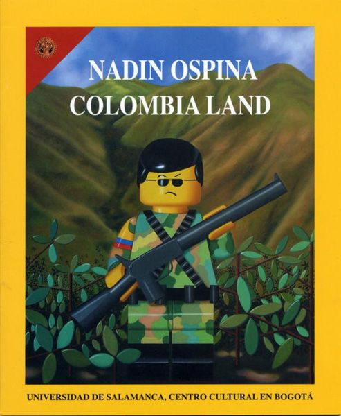 by Nadin Ospina #Lego #Guerillero