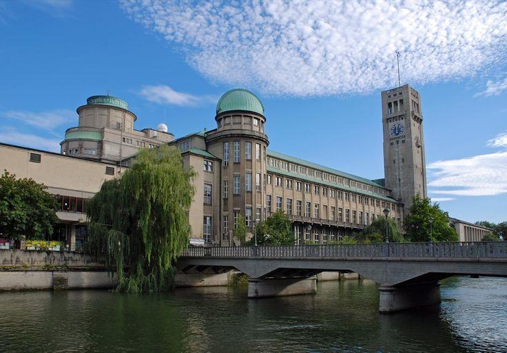 Das Deutsche Museum (Foto: Luis Gervasi) München Tourismus