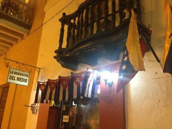 La Bodeguita Del Medio, Cartagena - Fotos, Número de Teléfono y Restaurante Opiniones - TripAdvisor