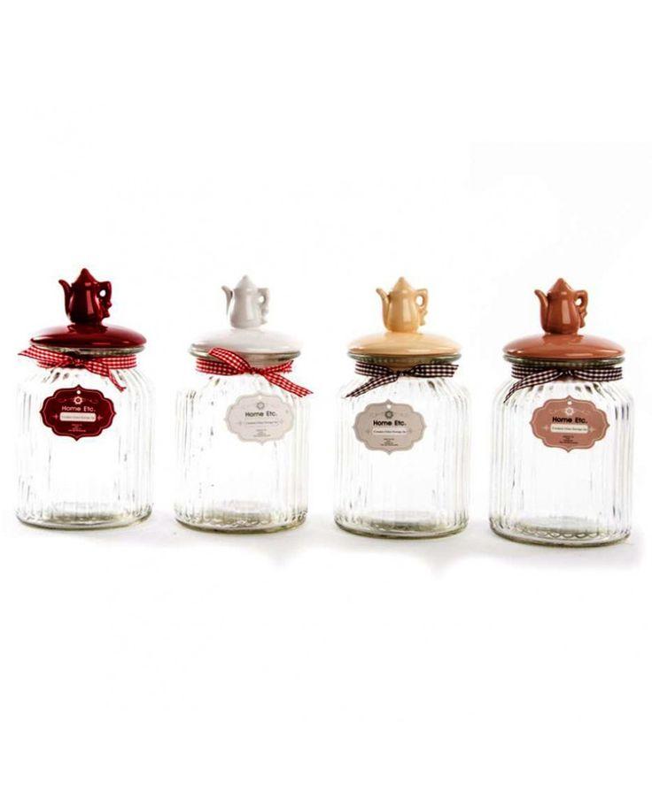 Recipient sticla Teapot 11X21 cm