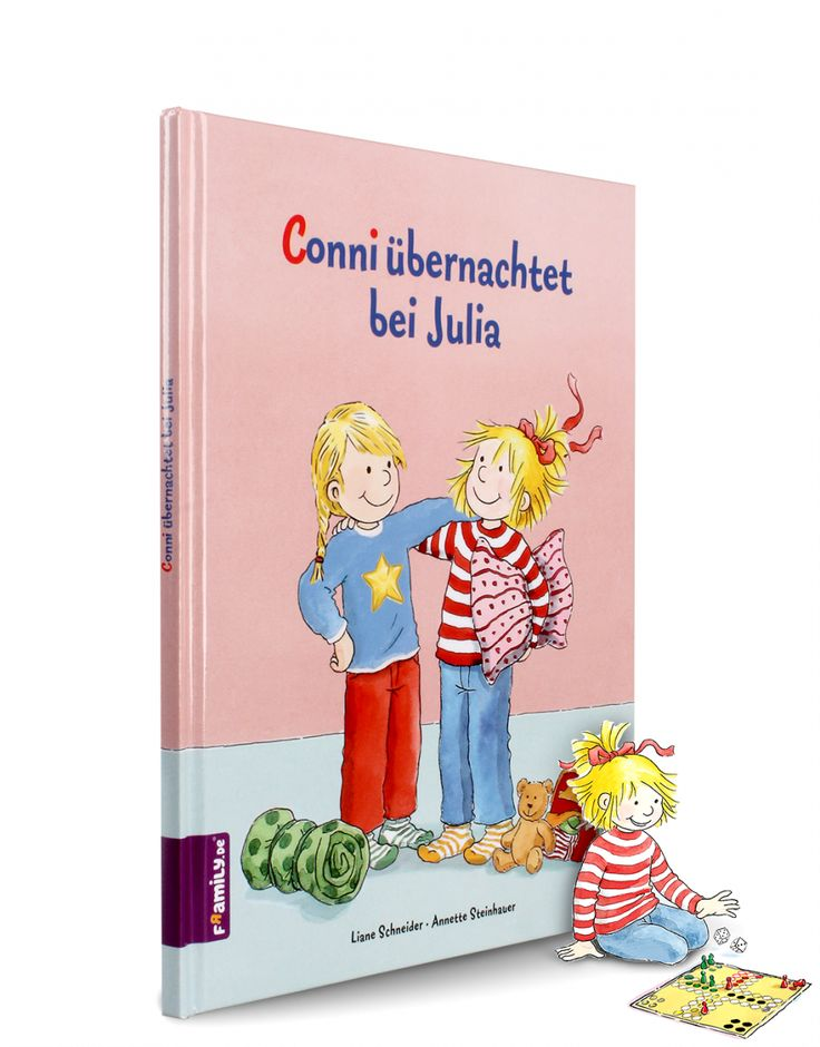Personalisiertes Kinderbuch Conni