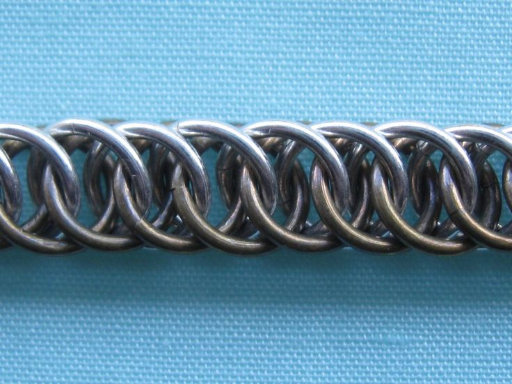 Half Persian 4 in 1 Chainmaille Tutorial