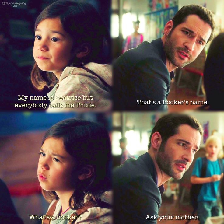 Lucifer, Season 1, Episode 1. What's A Hooker? Ask Your