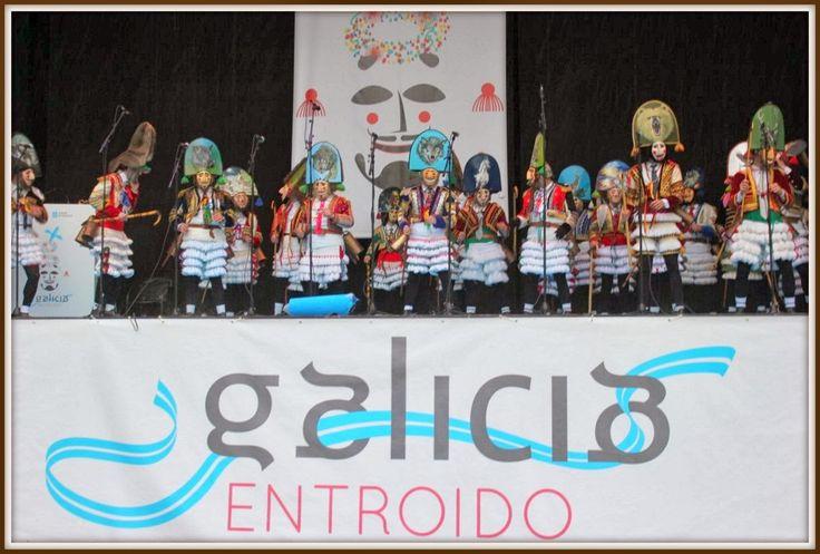 Galicia - Entroido - carnaval tradicional