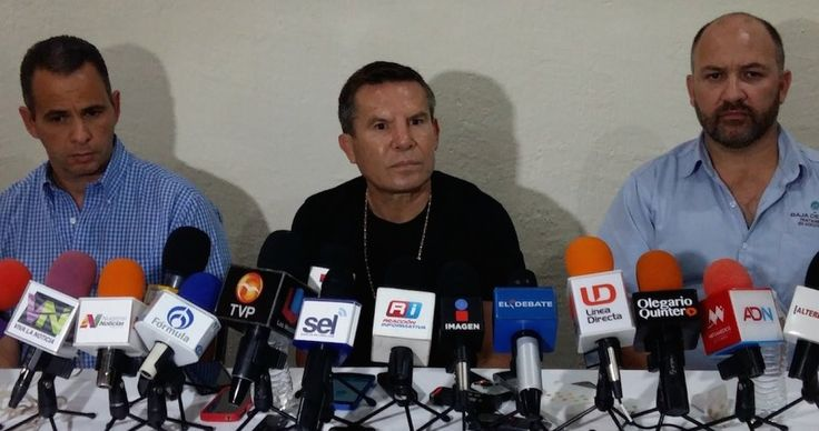 <p>* El ex pugilista dijo que si él fuera Presidente o Gobernador ya habría propuesto la pena de muerte a delincuentes. Julio César Chávez