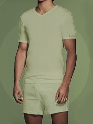 """the pandan tee"":ultra soft and silky, very kind to the skin.breathable, temperature controlled and wicks moisture."
