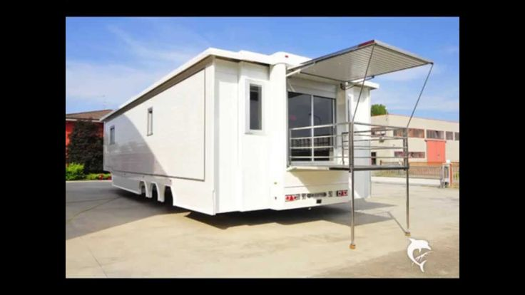 Full Wall Slide Dry Bath Camper: Luxury Motorhome Fifth-Wheel RV With Full Wall Slide-Outs