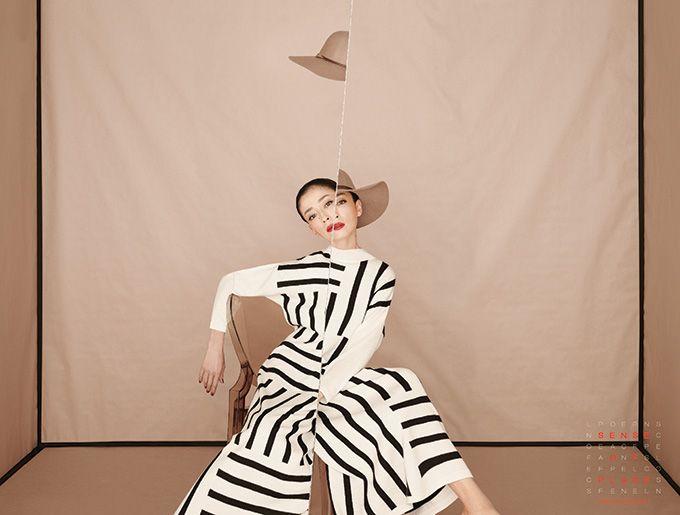 宮沢りえ×現代美術家イナ・ジャン、センスオブプレイス バイ アーバンリサーチのイメージビジュアルにの写真1