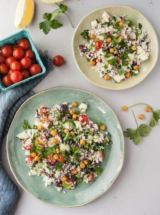 Best ideas about Cauliflower Couscous on Pinterest | Making couscous ...