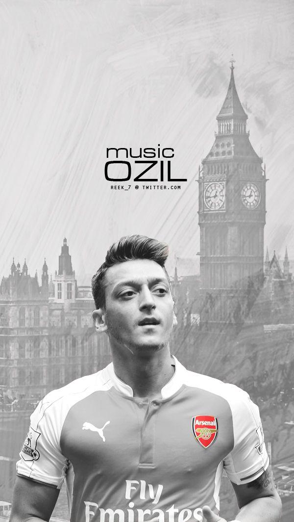 Özil Arsenal 2015