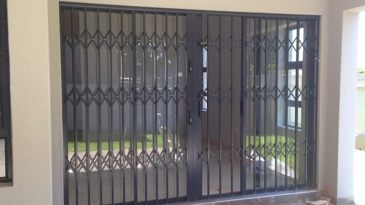 Security Gates with a modern design for home and business.  Find out more at www.robodoor.co.za/security-gates
