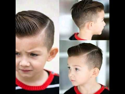 cortes de pelo niños modernos cortos