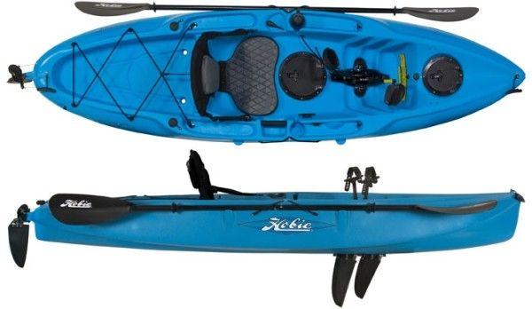 Hobie Mirage Sport Fishing Kayak Review