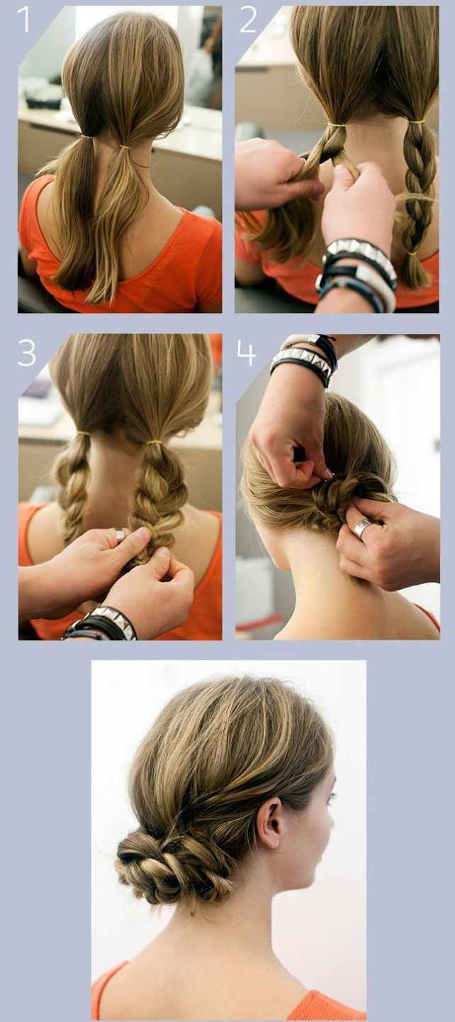 Braided Surprise For Your Hair